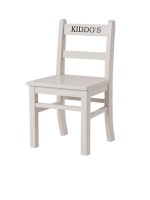 ΚΑΡΕΚΛΑ ΠΑΙΔΙΚΗ 33X37X70CM KIDDO CREAM WHITE KID'S ΠΛΑΤΗ MINDI WOOD