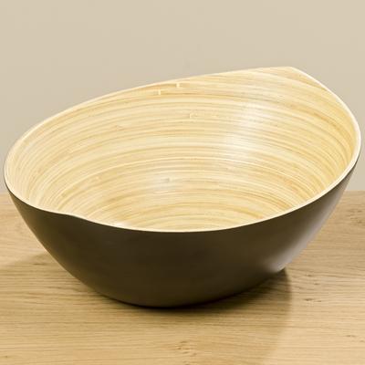 ΜΠΩΛ HEDY L35cm bamboo  μαυρο