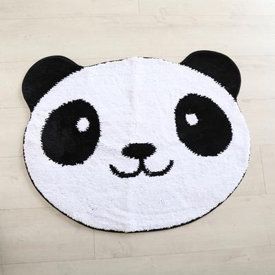ΧΑΛΑΚΙ Panda L90cm polyester ΑΣΠ/ΜΑΥΡΟ