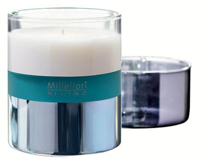 SCENTED CANDLE IN JAR MILANO 380 gr  OXYGEN (HS CODE 34060000)