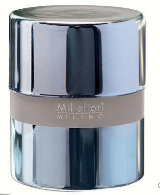 SCENTED CANDLE IN JAR MILANO 380 gr  MINERAL GOLD (HS CODE 34060000)